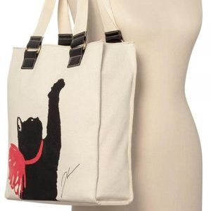 Jason Wu Milu Print Cat Bag Tote for Target NWT